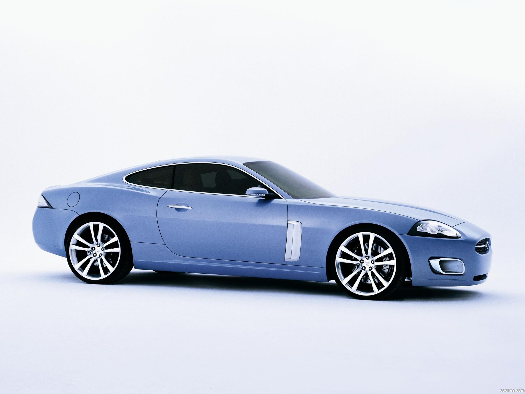 Fotos de Jaguar XK Advanced Lightweight Coupe ALW 2005