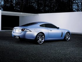 Ver foto 3 de Jaguar XK Advanced Lightweight Coupe ALW 2005