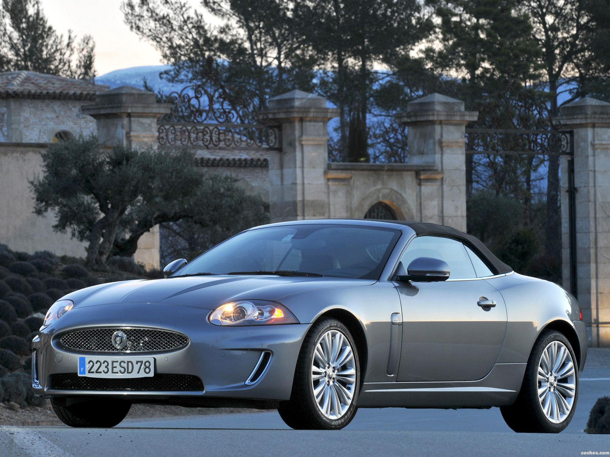 Foto 4 de Jaguar XK Convertible 2009