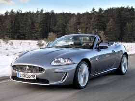 Fotos de Jaguar XK Convertible 2009