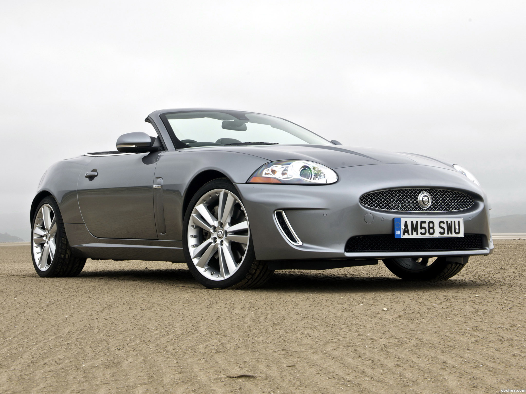 Foto 10 de Jaguar XK Convertible UK 2009