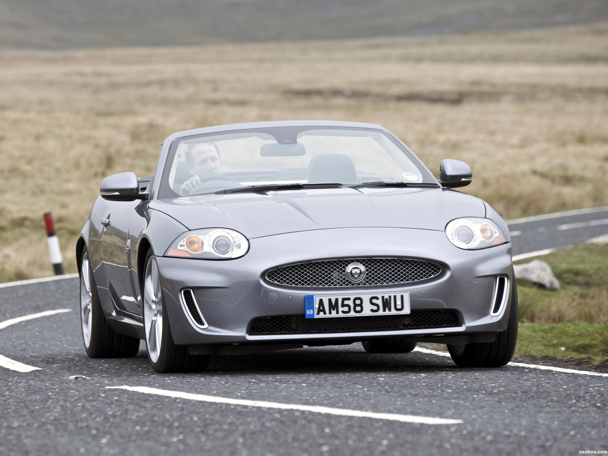 Foto 6 de Jaguar XK Convertible UK 2009