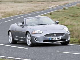 Ver foto 4 de Jaguar XK Convertible UK 2009