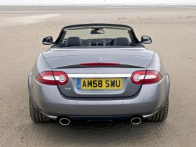 Ver foto 3 de Jaguar XK Convertible UK 2009