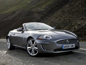 Fotos de Jaguar XK Convertible UK 2009