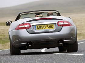 Ver foto 6 de Jaguar XK Convertible UK 2009