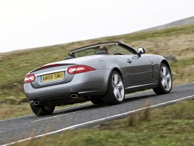 Ver foto 5 de Jaguar XK Convertible UK 2009