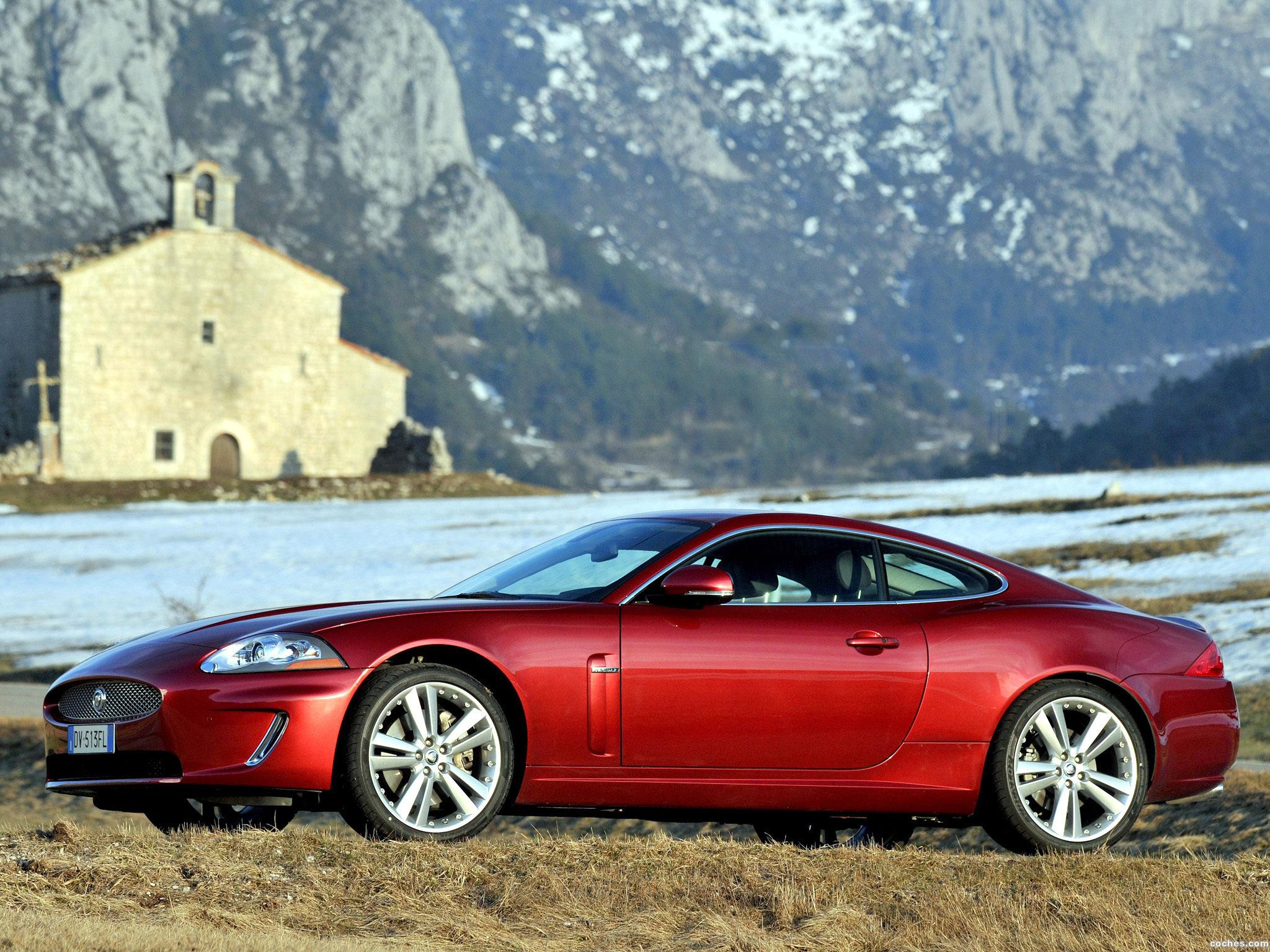 Fotos de Jaguar XK Coupe 2009