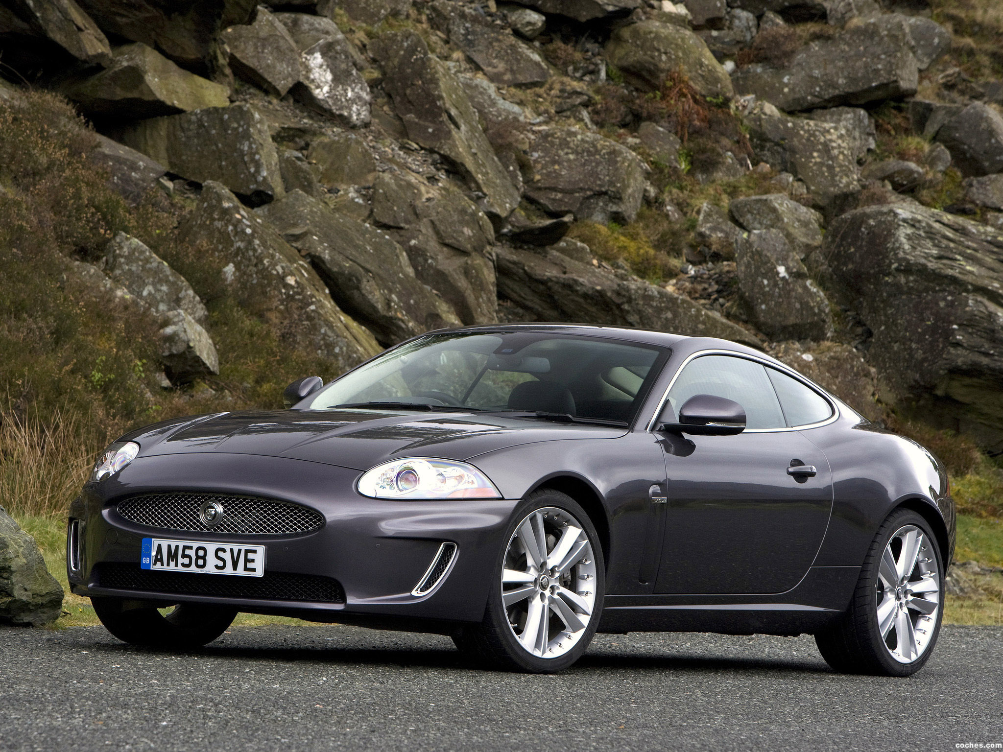 Foto 0 de Jaguar XK Coupe UK 2009
