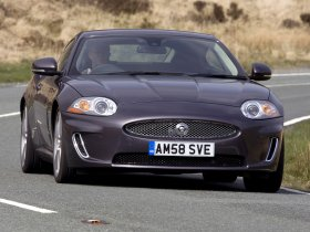 Ver foto 9 de Jaguar XK Coupe UK 2009
