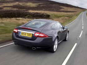 Ver foto 7 de Jaguar XK Coupe UK 2009