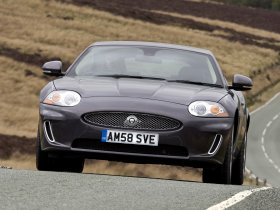 Ver foto 5 de Jaguar XK Coupe UK 2009