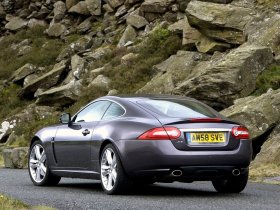 Ver foto 3 de Jaguar XK Coupe UK 2009