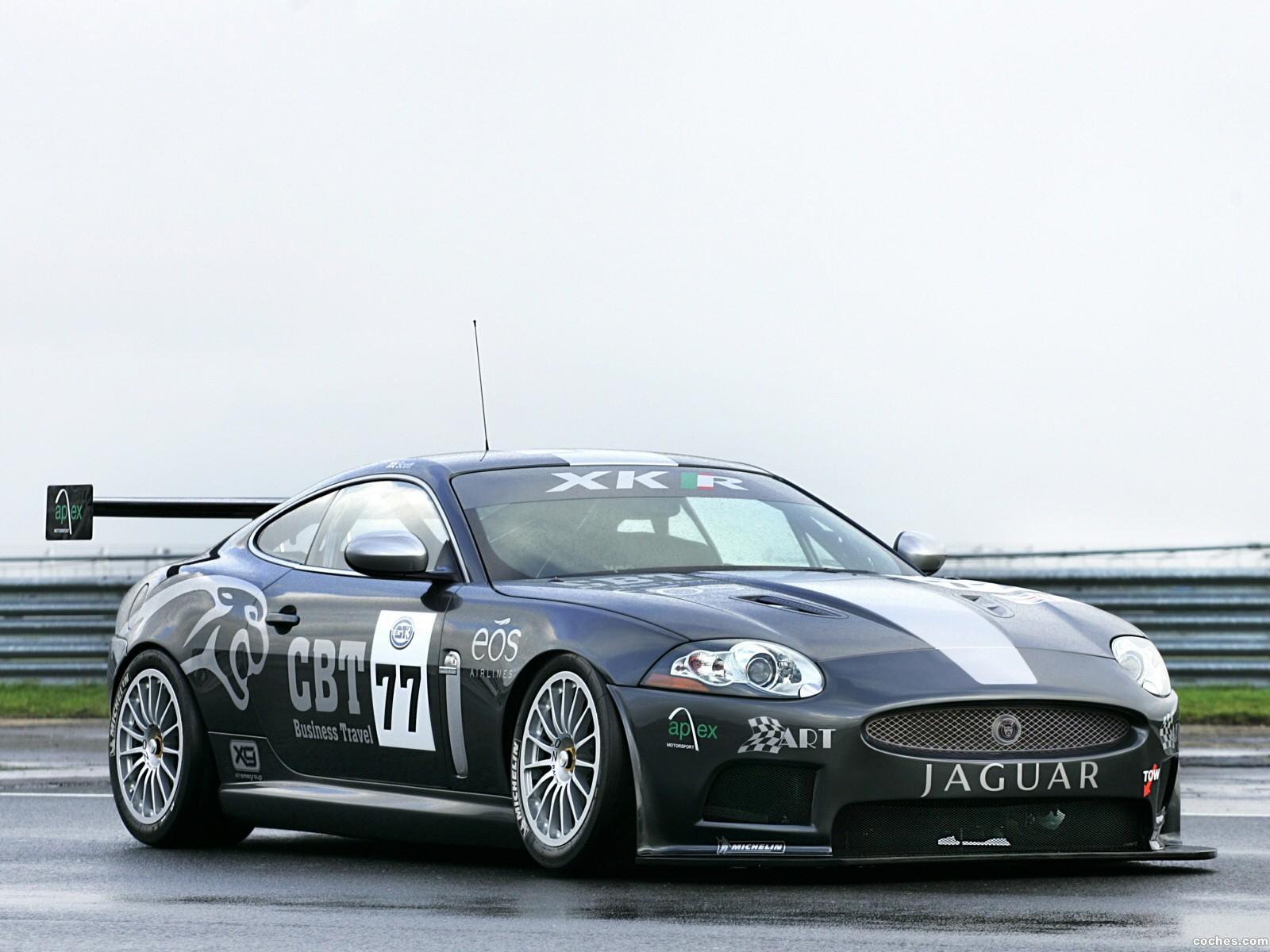 Foto 0 de Jaguar XK GT3 2007
