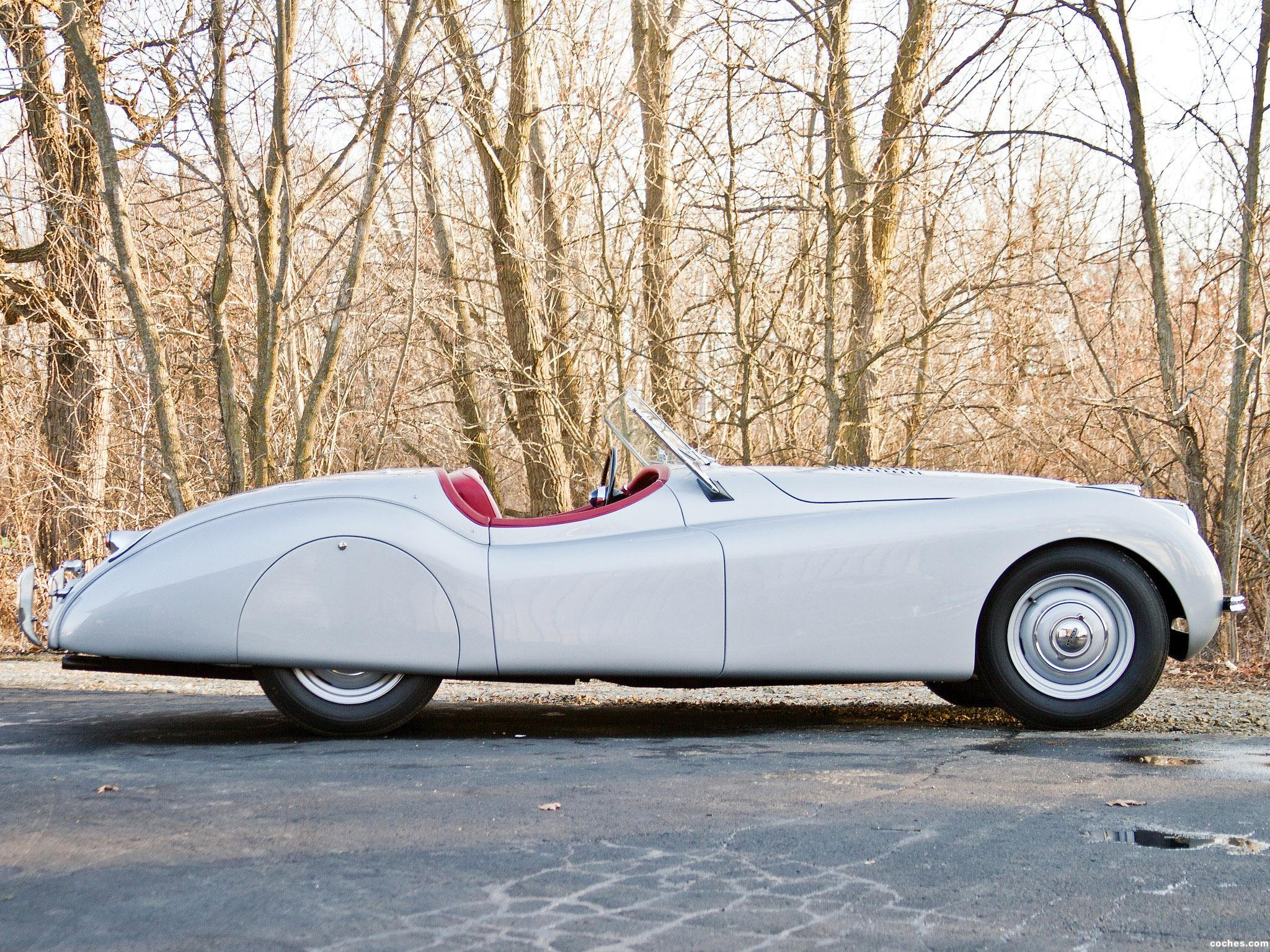 Foto 7 de Jaguar XK120 Alloy Roadster 1949