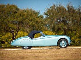Ver foto 13 de Jaguar XK120 Alloy Roadster 1949