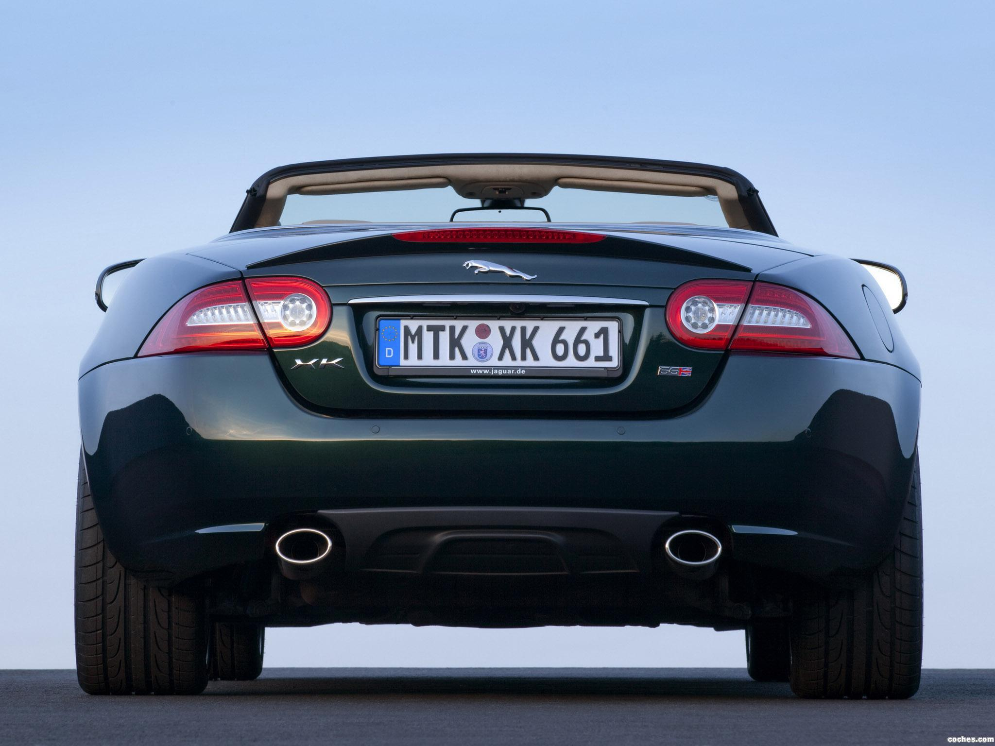 jaguar xk66 convertible 2014 - photo #31