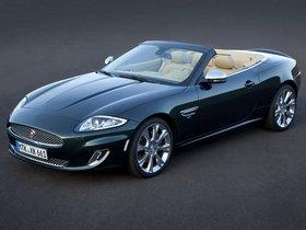 Fotos de Jaguar XK66 Convertible X150 2014