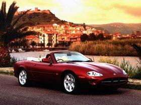 Ver foto 2 de Jaguar XK Convertible 1996