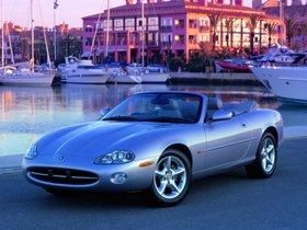 Fotos de Jaguar XK Convertible 1996