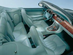Ver foto 10 de Jaguar XK Convertible 1996