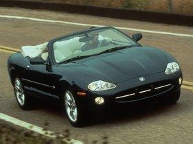 Ver foto 8 de Jaguar XK Convertible 1996