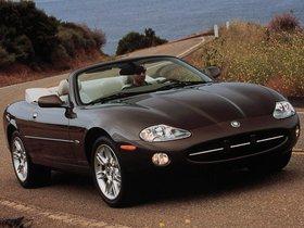 Ver foto 7 de Jaguar XK Convertible 1996