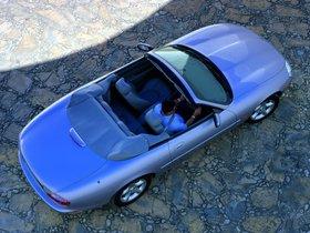 Ver foto 6 de Jaguar XK Convertible 1996