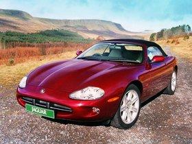 Ver foto 5 de Jaguar XK Convertible 1996