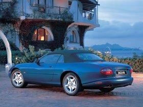 Ver foto 3 de Jaguar XK Convertible 1996