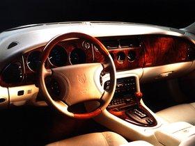 Ver foto 21 de Jaguar XK Coupe 1996