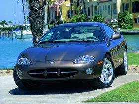Ver foto 11 de Jaguar XK Coupe 1996