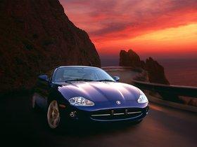 Ver foto 9 de Jaguar XK Coupe 1996