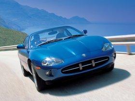 Ver foto 8 de Jaguar XK Coupe 1996