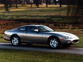 Ver foto 5 de Jaguar XK Coupe 1996