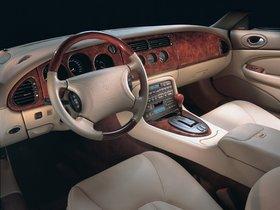 Ver foto 20 de Jaguar XK Coupe 1996
