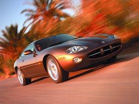 Ver foto 2 de Jaguar XK Coupe 1996