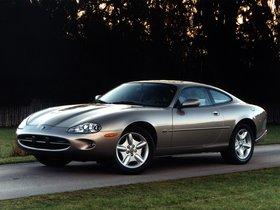 Fotos de Jaguar XK Coupe 1996