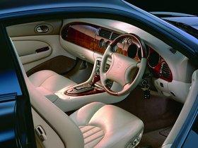 Ver foto 19 de Jaguar XK Coupe 1996