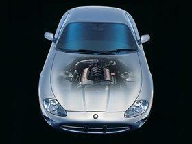 Ver foto 17 de Jaguar XK Coupe 1996