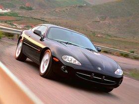 Ver foto 16 de Jaguar XK Coupe 1996