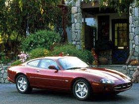 Ver foto 15 de Jaguar XK Coupe 1996
