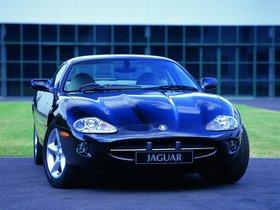 Ver foto 14 de Jaguar XK Coupe 1996