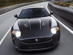 Fotos de Jaguar XKR 75 Coupe UK 2010