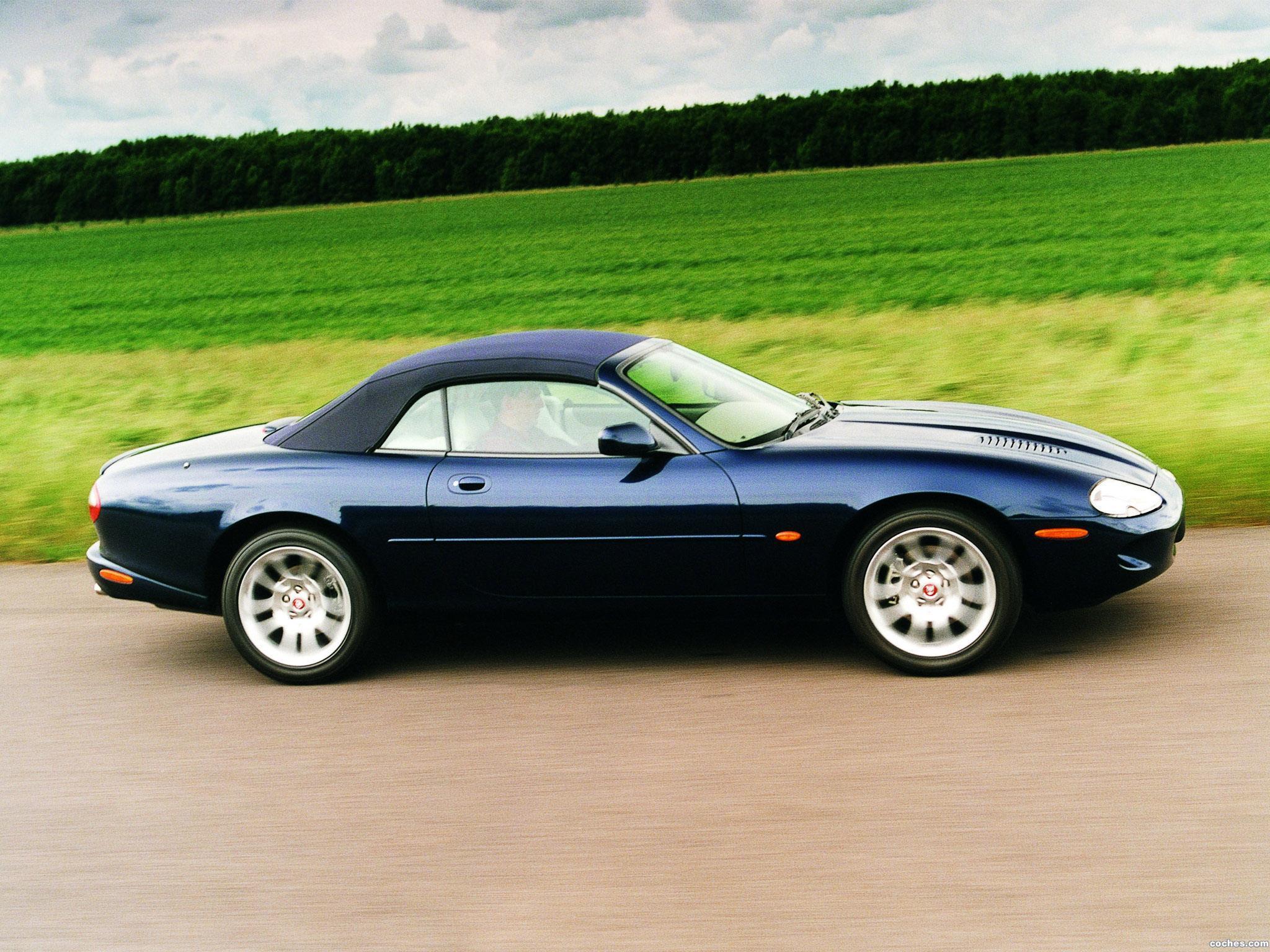 Foto 6 de Jaguar XKR Convertible 1998