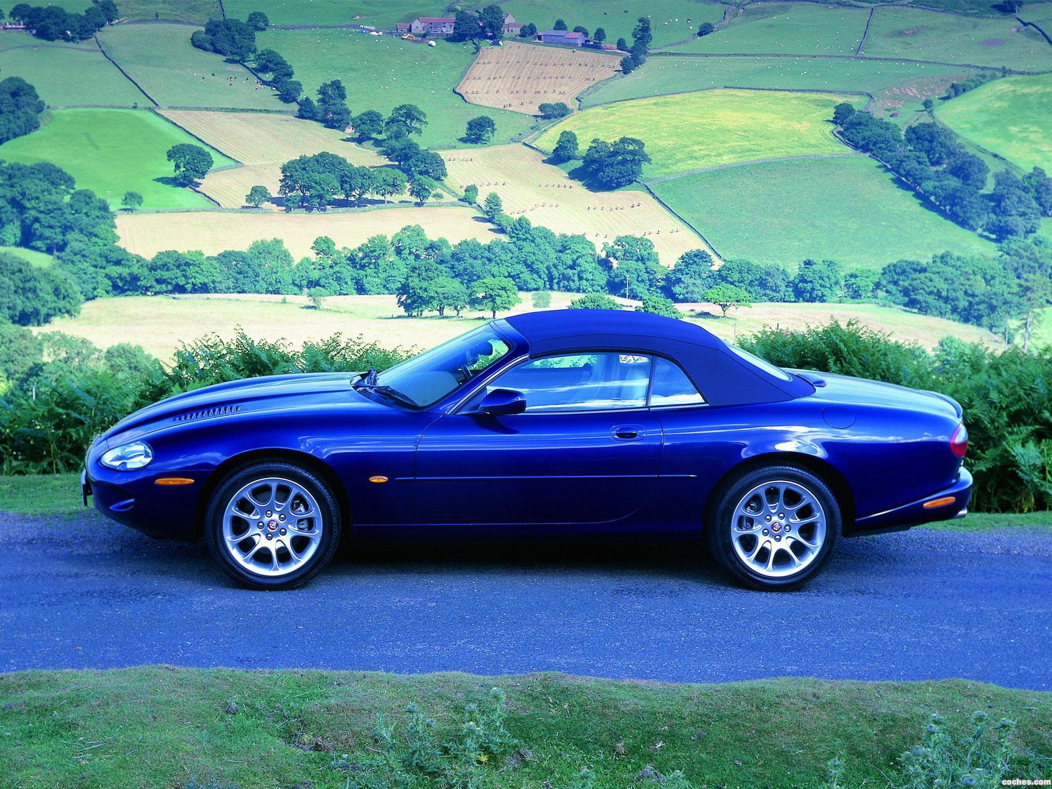 Foto 5 de Jaguar XKR Convertible 1998