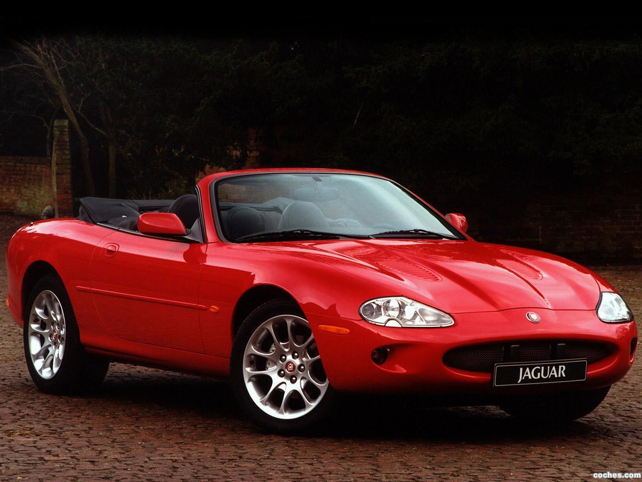 Foto 2 de Jaguar XKR Convertible 1998