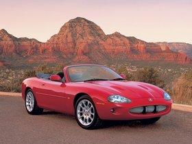 Fotos de Jaguar XKR Convertible 1998