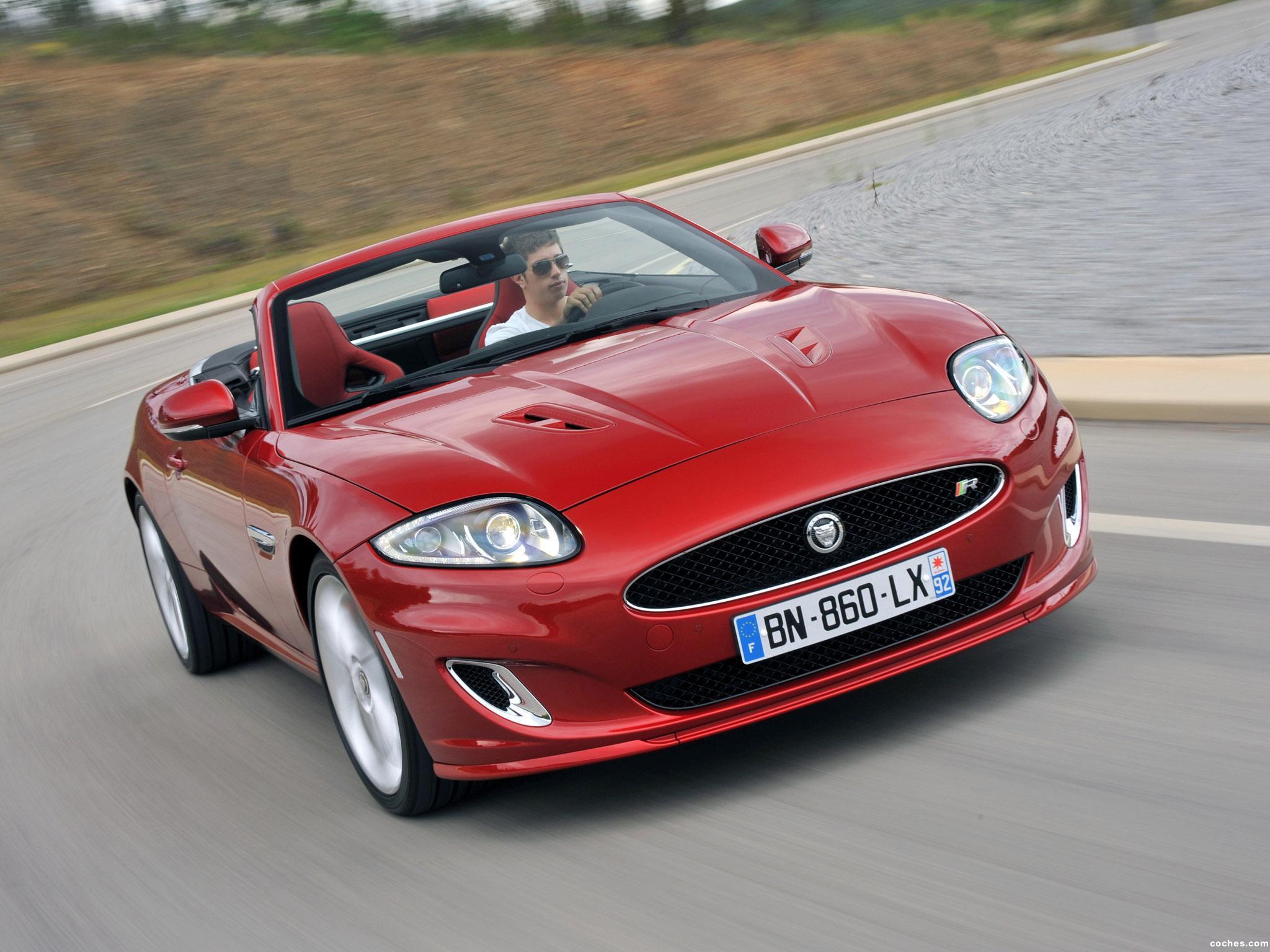 Foto 0 de Jaguar XKR Convertible 2011