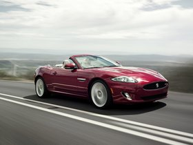Ver foto 2 de Jaguar XKR Convertible 2011